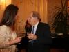 Ungarische Botschaft in Wien – Auszeichnungsüberreichung durch Parlamentspräsidentin Dr. Katalin Szili